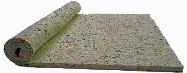 Reconstituted foam sheet